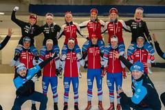 Po funkčních testech odjeli běžci na lyžích za sněhem do Livigna