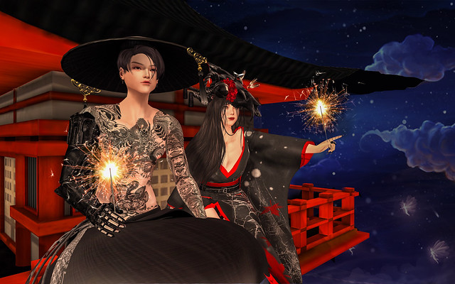 Neo-Japan SL Event Photo Contest 4 - [Gentlemonsterr Resident]