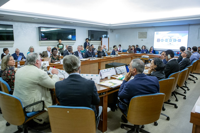 CFS 46 Side Event: SE013 Agroforestry, an agro-ecological pathway