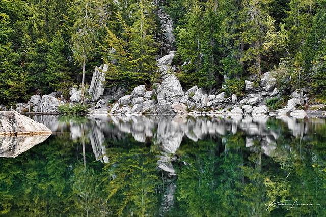 France-Haute Savoie-Passy-Lac Vert