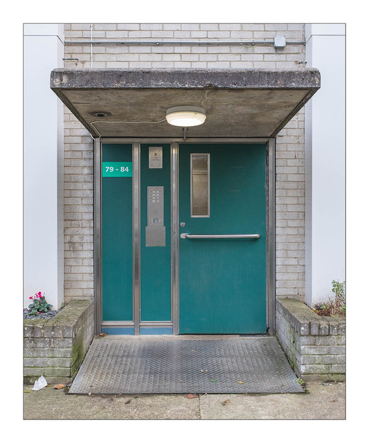 The Built Environment, North West London, England.