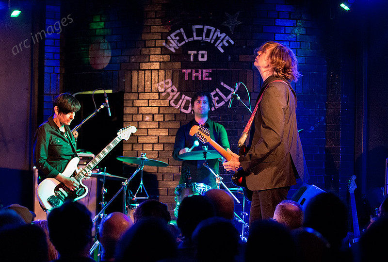 The Thurston Moore Group at Leeds Brudenell Social Club 16 October 2019