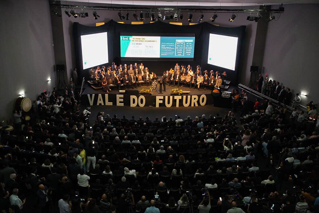 Lançamento do Programa Novo Vale do Ribeira - Vale do Futuro