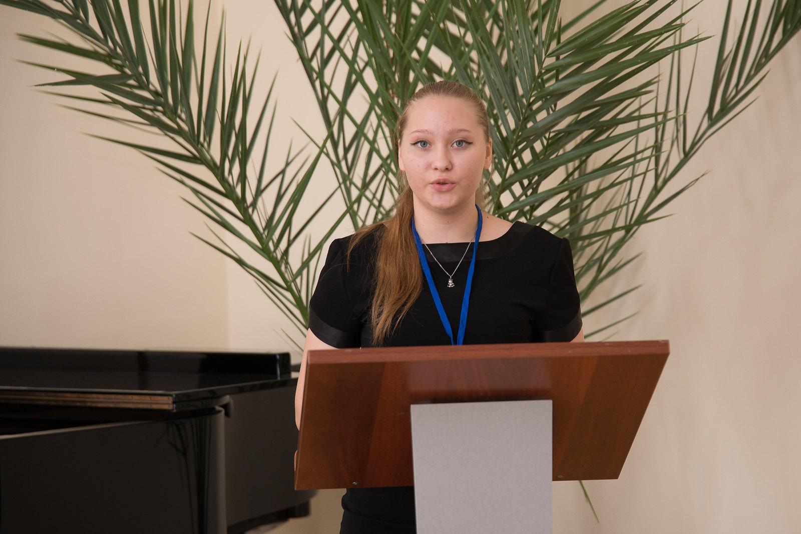 Со всей области прибыли в «Тарханы» учащиеся школ и колледжей для участия во II научно-практической конференции «Тарханы – место гения»