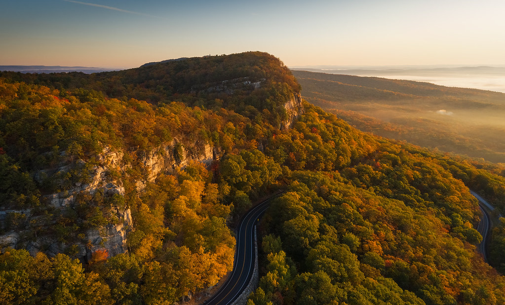 Mohonk Preserve Trapps
