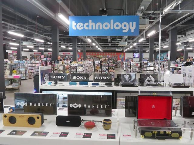 New HMV Vault Europe's largest entertainment store  31 Dale End, Birmingham B4 7LN