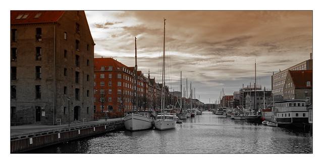 Port de Copenhague
