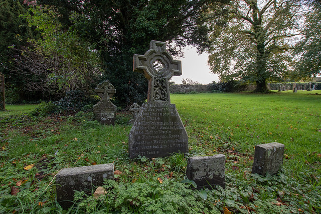 Rooke memorial, Rampisham Churchyard