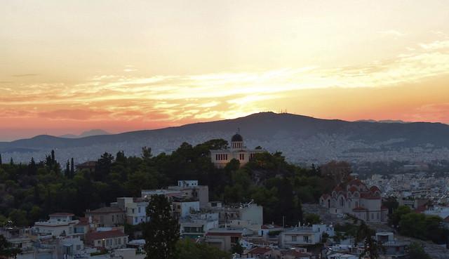 Athén, Görögország II