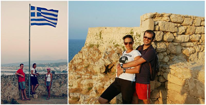 Roteiro de carro por Creta