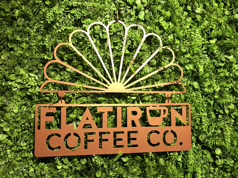 Flat Iron Coffee