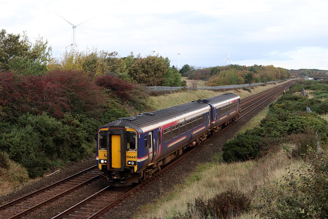 156447 2C46 0902 Carlisle to Barrow-in-Furness 10-2019