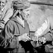 Maroc - Dans une benne de camion sur les pistes des montagnes de l'Atlas / jibāl al-ʾaṭlas               /   ⵉⴷⵔⴰⵔⵏ ⵏ ⵡⴰⵟⵍⴰⵙ /  جِـبَـال الْأَطْـلَـس /