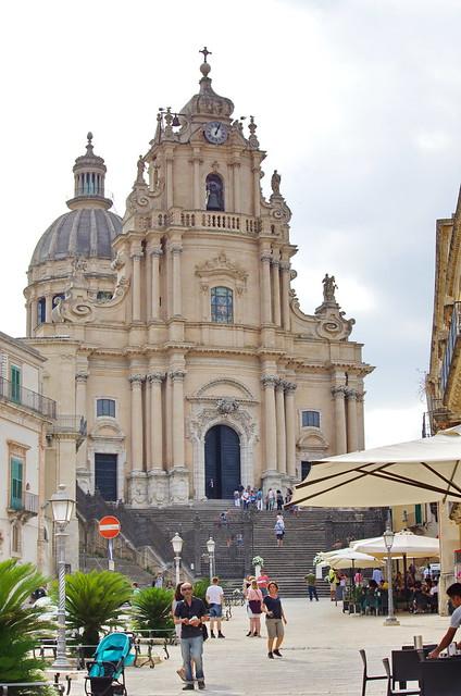 955 Sicile Juillet 2019 - Raguse, Duomo di San Giorgio