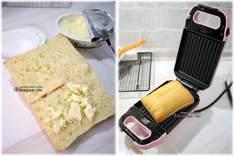 碳烤里肌三明治909