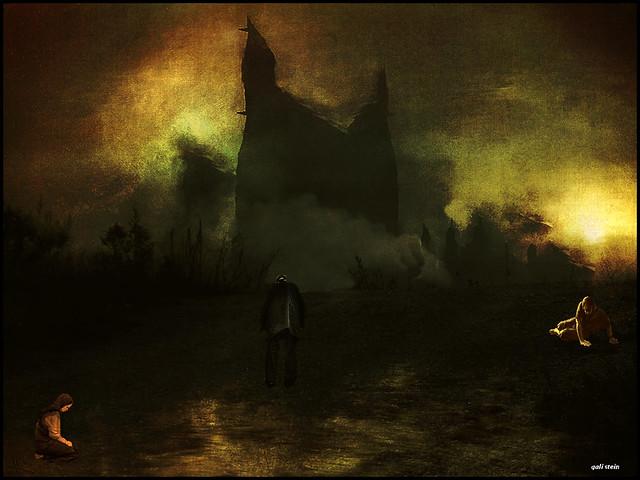 Slow walk to inferno