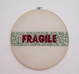 Prism textiles: Fragility exhibition