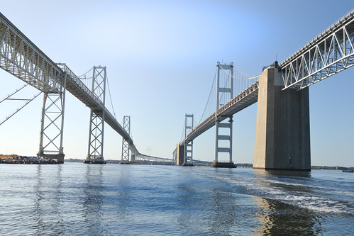 Photo of Chesapeake Bay Bridge
