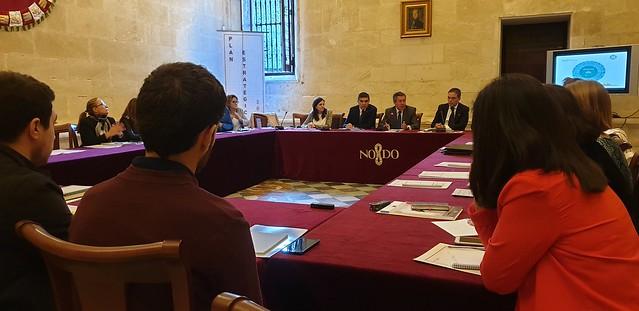 Seminario Plan Estratégico Sevilla 2030