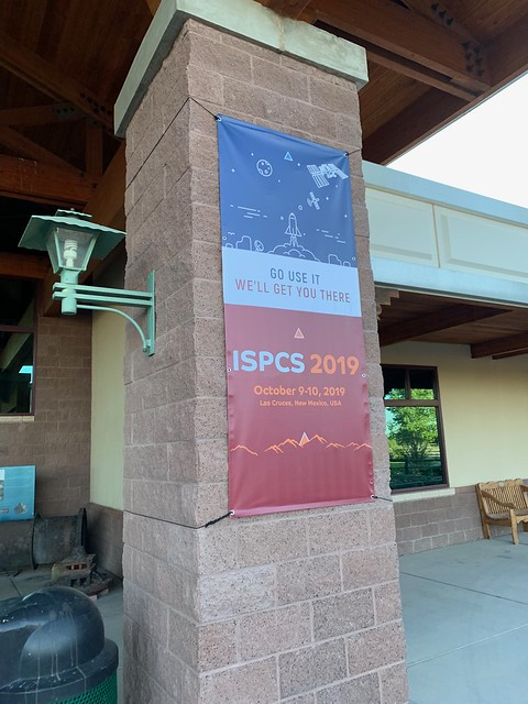 ISPCS 2019 & Spaceport America Tour