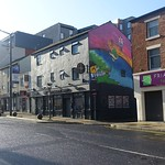 The Northern Way bar on Friargate, Preston