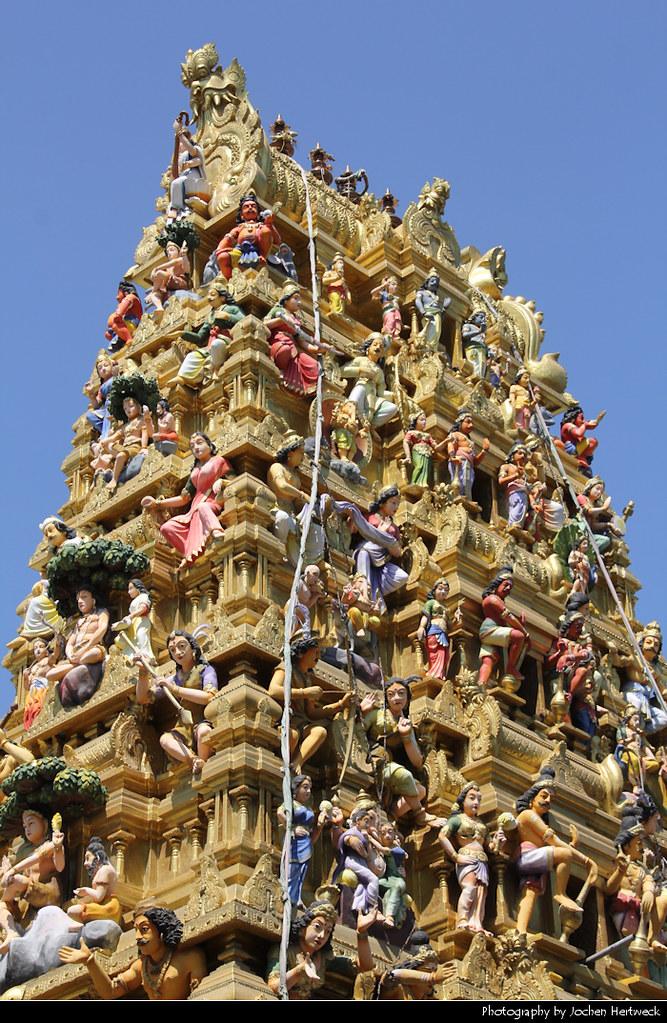 Sri Muthu Vinayakar Swamy Kovil, Colombo, Sri Lanka
