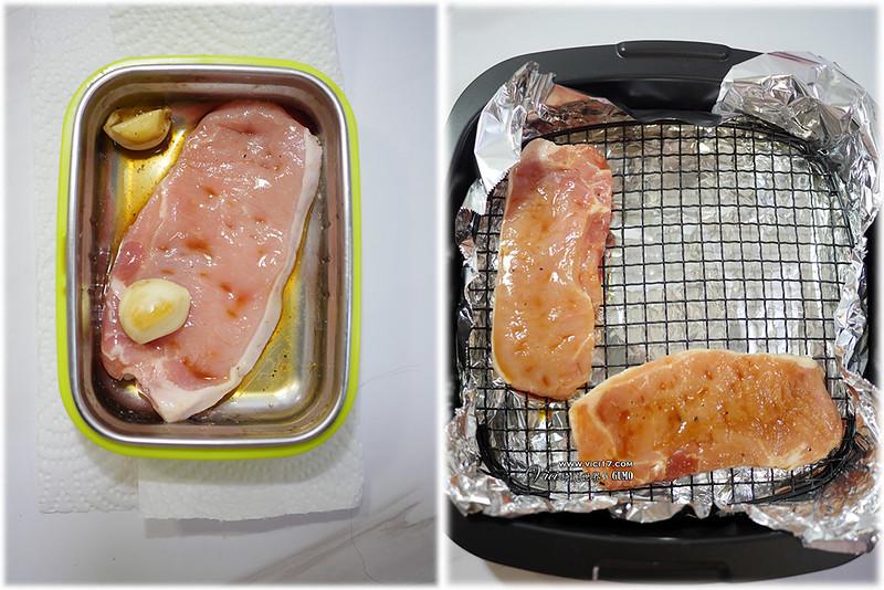 碳烤里肌三明治905