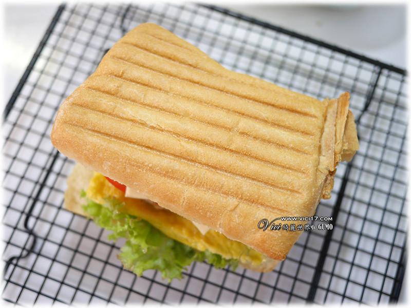 碳烤里肌三明治064