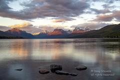 Evening Lake McDonald (Df) LR