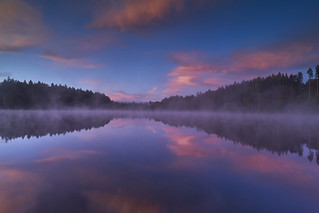 Dawn over the Griessee III