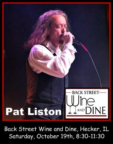 Pat Liston 10-19-19
