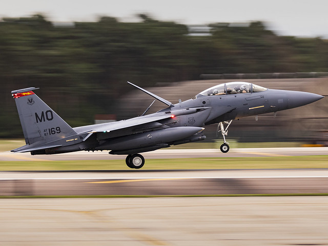 United States Air Force | McDonnell Douglas F-15E Strike Eagle | 87-0169