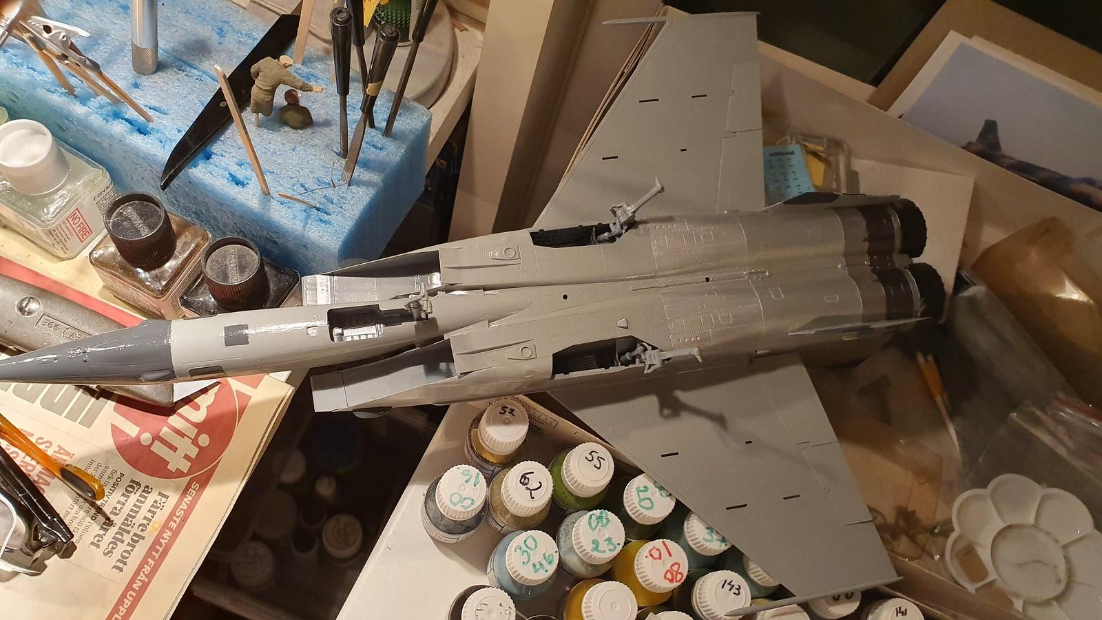 MiG-25BM Iraqi Air Force 1988 - ICM/Revell 1/48 + extra - Färdig! - Sida 7 48915069192_449ed373c0_h