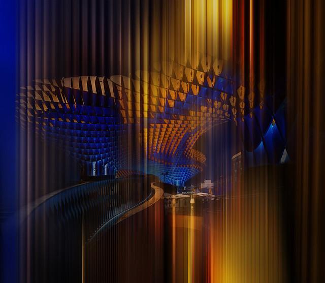 Grandes orgues hallucinogéniques