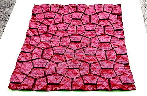 """1 Teselado """"Cairo Tile"""" diseñado por Arseniy Ko ..."""