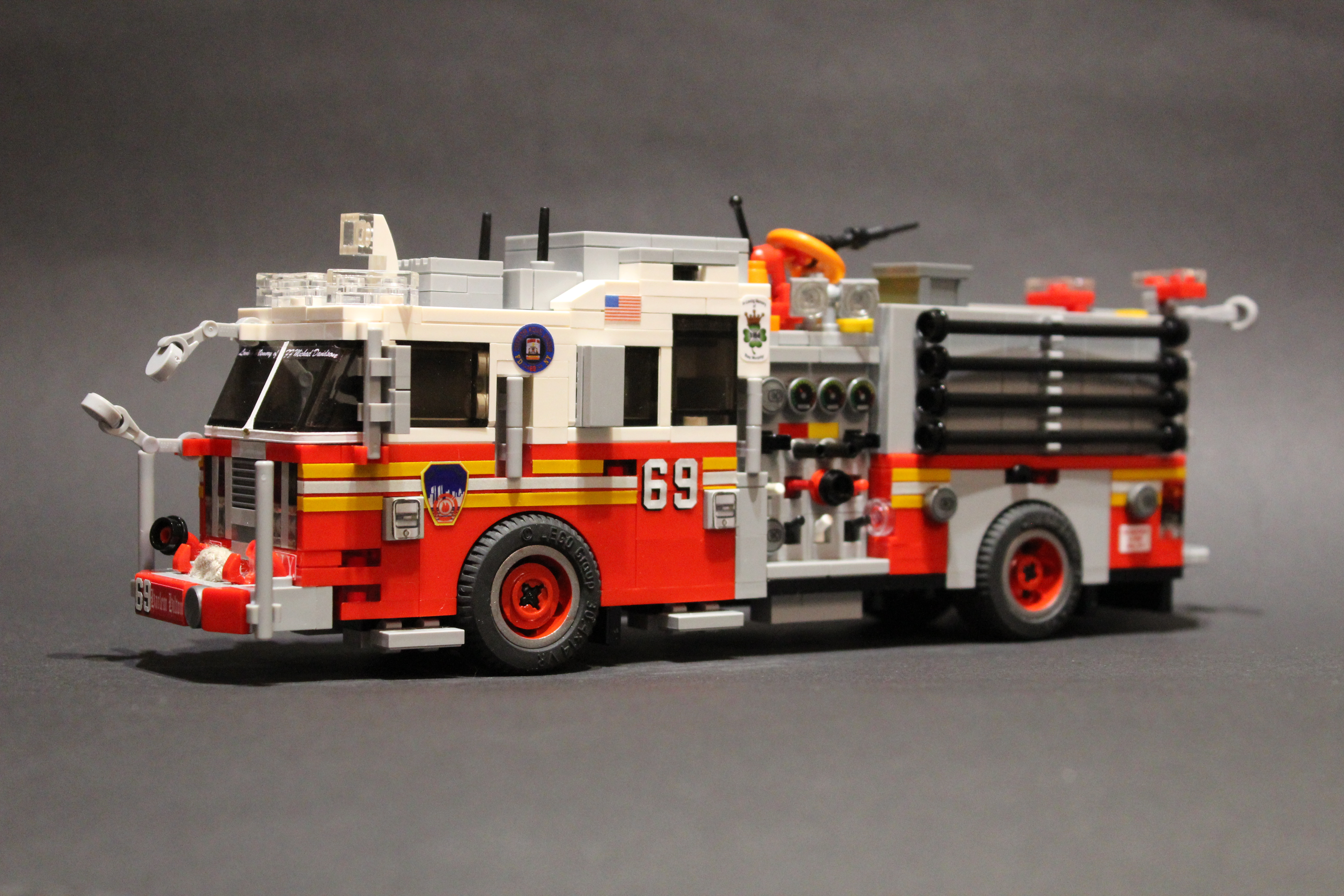 FDNY Engine 69 Harlem Hilton
