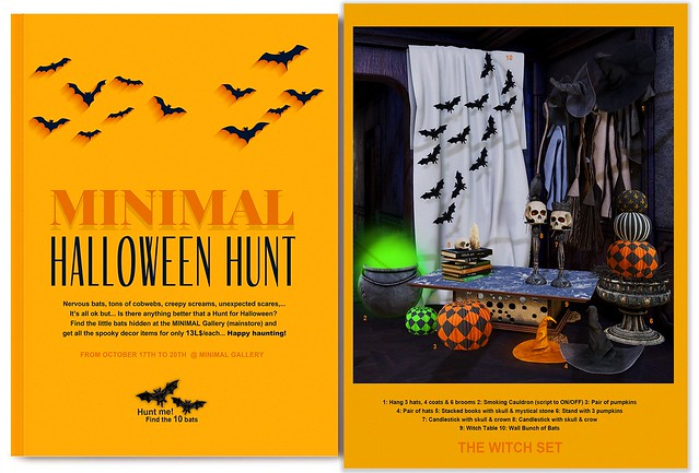 MINIMAL - Halloween Hunt