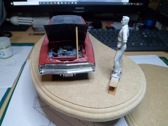 Défi moins de kits en cours : Dodge Charger R/T 68 [Revell 1/25] *** Vignette terminée en pg 10 - Page 9 48915234218_04ce6a9667_z
