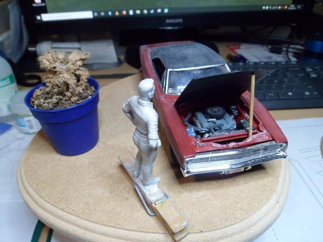Défi moins de kits en cours : Dodge Charger R/T 68 [Revell 1/25] *** Terminé en pg 8 - Page 9 48915234418_9cd75e0942_z