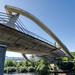 En las entrañas.... (Puente del Milenio - Orense)