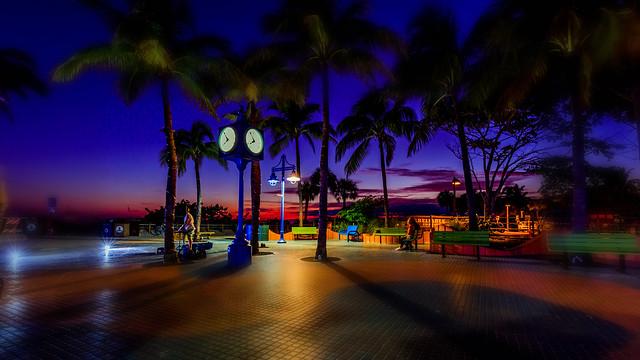 Sunset Fort Myers Beach Florida