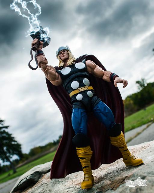 Marvel Legens Thor