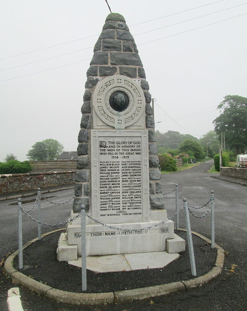 Kirkinner War Memorial
