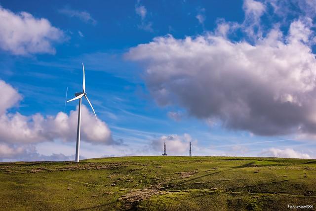 Bwlch wind power