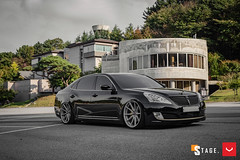 Hyundai Equus - Hybrid Forged Series - HF-3 - © Vossen Wheels 2019 - 36