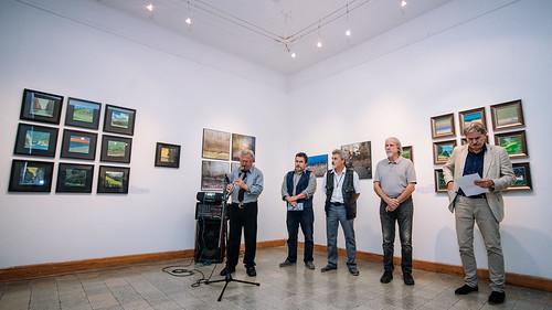 Hetvenkedők - Aranyi Sándor és Sinkó János 70 éves jubileumi kiállítása