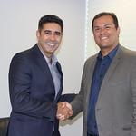 Reunião com Presidente do PSB , Sr Thiago Coelho