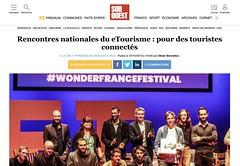 Rencontres nationales de l'ETourisme, pour des tourismes connectés
