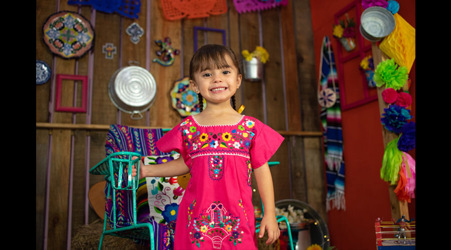 Festejan a México