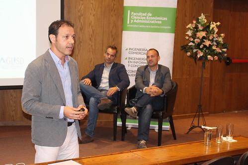 Seminario: Emprendimiento, Innovación y Marketing en el Deporte
